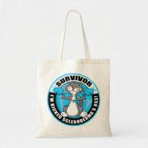Scleroderma Boxing Cat Tote Bag