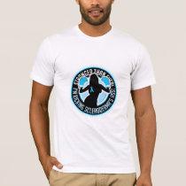 Scleroderma Boxing Girl T-Shirt