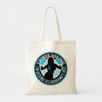Scleroderma Boxing Girl Tote Bag