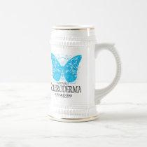 Scleroderma Butterfly 2 Beer Stein
