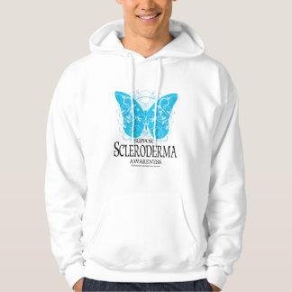 Scleroderma Butterfly 2 Hoodie