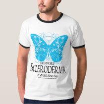 Scleroderma Butterfly 2 T-Shirt