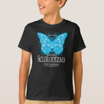 Scleroderma Butterfly 2 T-Shirt