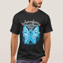 Scleroderma Butterfly T-Shirt