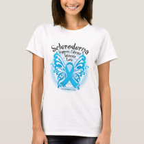 Scleroderma Butterfly T-Shirt