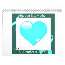 Scleroderma Calendar