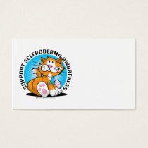 Scleroderma Cat