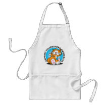 Scleroderma Cat Adult Apron