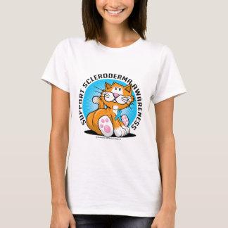 Scleroderma Cat T-Shirt