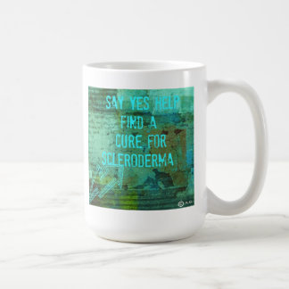 Scleroderma Coffee Mug