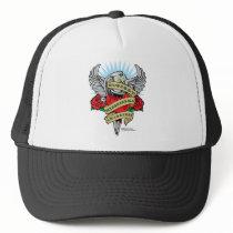 Scleroderma Dagger Trucker Hat