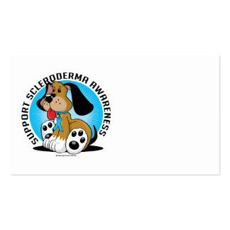 Scleroderma Dog Business Card
