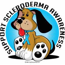Scleroderma Dog Cutout