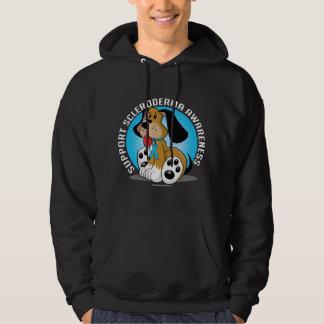 Scleroderma Dog Hoodie