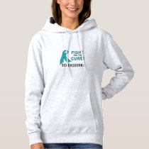 Scleroderma Fight for the Cure Hoodie