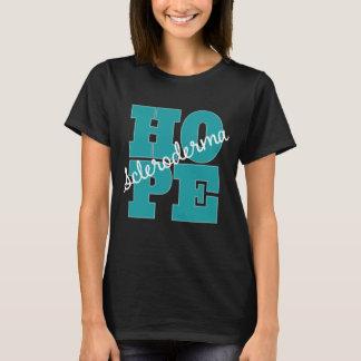 Scleroderma Hope Slogan Tshirt