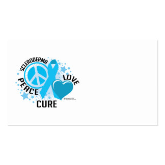 Scleroderma PLC Business Card