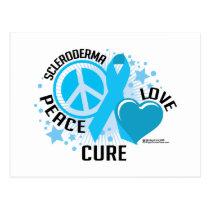 Scleroderma PLC Postcard