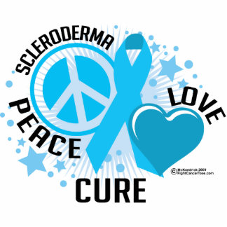 Scleroderma PLC Statuette