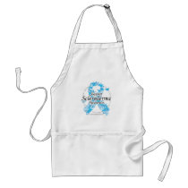 Scleroderma Ribbon of Butterflies Adult Apron