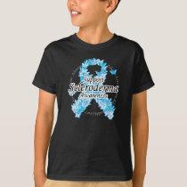 Scleroderma Ribbon of Butterflies T-Shirt