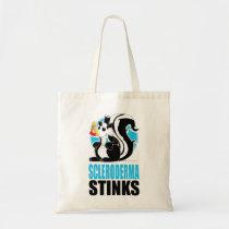 Scleroderma Stinks Tote Bag