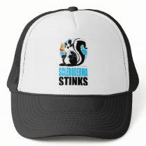 Scleroderma Stinks Trucker Hat