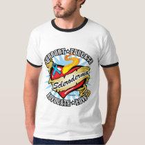 Scleroderma Tattoo Heart T-Shirt