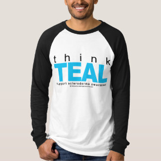 Scleroderma THINK Teal T-Shirt
