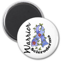 Scleroderma Warrior 15 Magnet