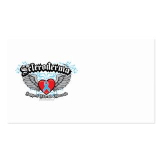 Scleroderma Wings Business Card