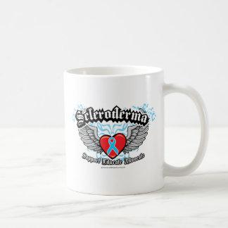 Scleroderma Wings Coffee Mug