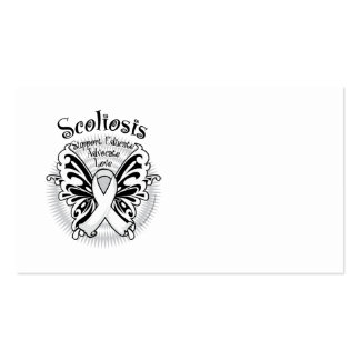 Sclerosis Butterfly 3 Business Card
