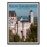 Scloss Neuschwanstein Postcards
