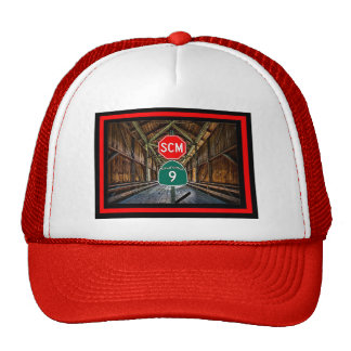 SCM Covered Bridge Hat