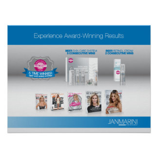 "SCMS & AI Retinol Plus Awards 18x24"" Poster"