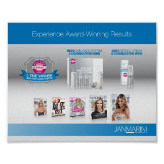 "SCMS & AI Retinol Plus Awards 8x10"" Poster"