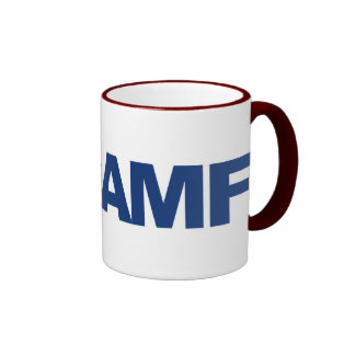 SCOAMF coffee mug