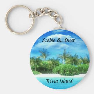 Scobie & Dust Keychain
