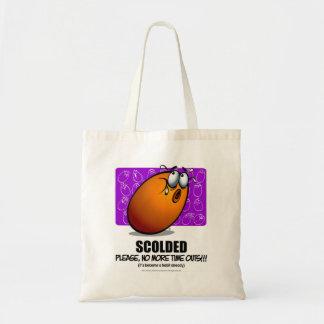 SCOLDED - Orange Bags