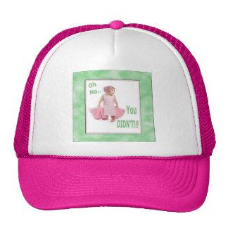 Scolding Cap Trucker Hat
