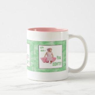 Scolding Toddler Mug