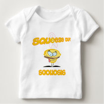 Scoliosis Baby T-Shirt