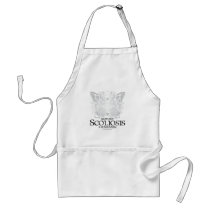 Scoliosis Butterfly Adult Apron
