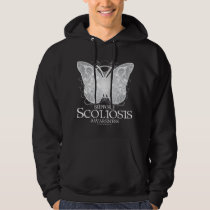Scoliosis Butterfly Hoodie