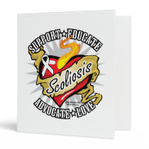 Scoliosis Classic Heart Binder