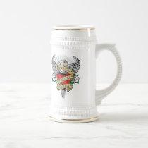 Scoliosis Dagger Beer Stein