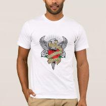 Scoliosis Dagger T-Shirt