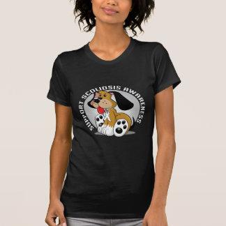 Scoliosis Dog T-Shirt