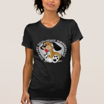 Scoliosis Dog T-Shirt